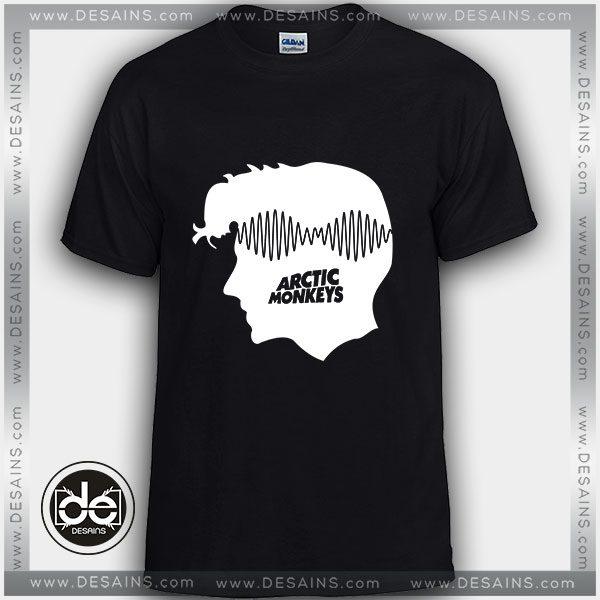 a5426fb1e Buy Tshirt Arctic monkeys Alex turner Head Tshirt Womens Tshirt Mens Tees  Size S-3XL – Cheap Graphic Tee Shirts