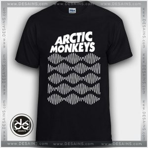 Buy Tshirt Arctic Monkeys Wave Art Tshirt Womens Tshirt Mens Tees Size S-3XL