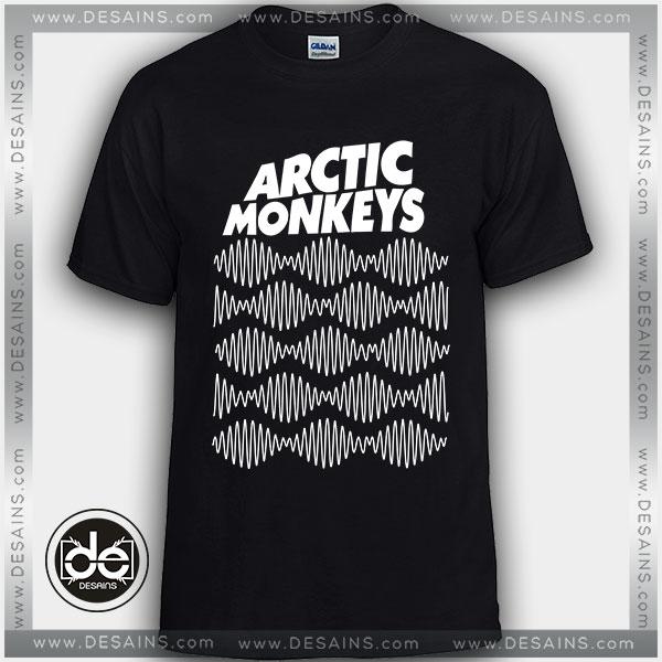 Arctic Monkeys T Shirt Womens