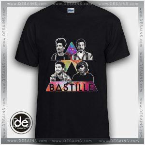 Buy Tshirt Bastille Band Logo Art Merchandise Tshirt Womens Tshirt Mens Tees Size S-3XL