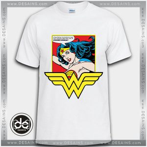 Buy Tshirt Wonder Woman Hero Tshirt Womens Tshirt Mens Tees Size S-3XL