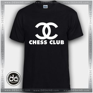 Buy Tshirt Chess Club Chanel Tshirt Womens Tshirt Mens Tees Size S-3XL