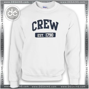 Buy Sweatshirt Crew est 1790 Sweater Womens and Sweater Mens