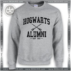 Buy Sweatshirt Hogwarts Alumni Harry Potter Sweater Womens and Sweater Mens