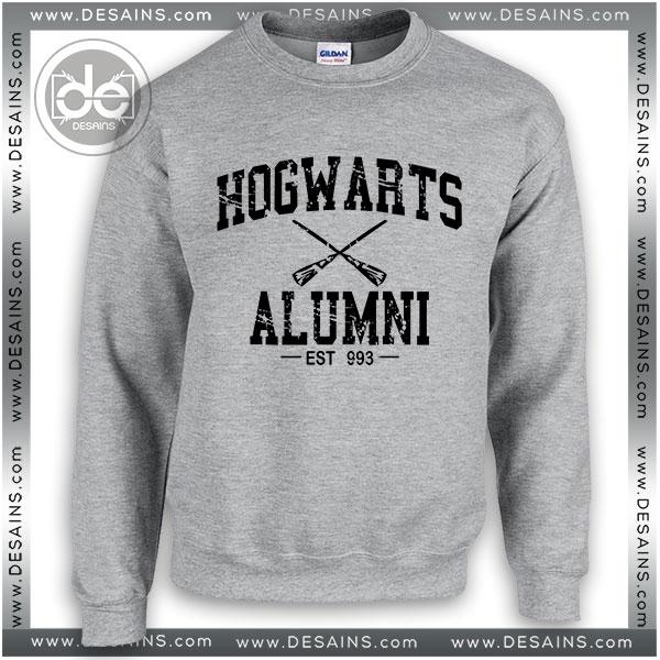 01867539 Buy Sweatshirt Hogwarts Alumni Harry Potter Sweater Womens and Sweater Mens