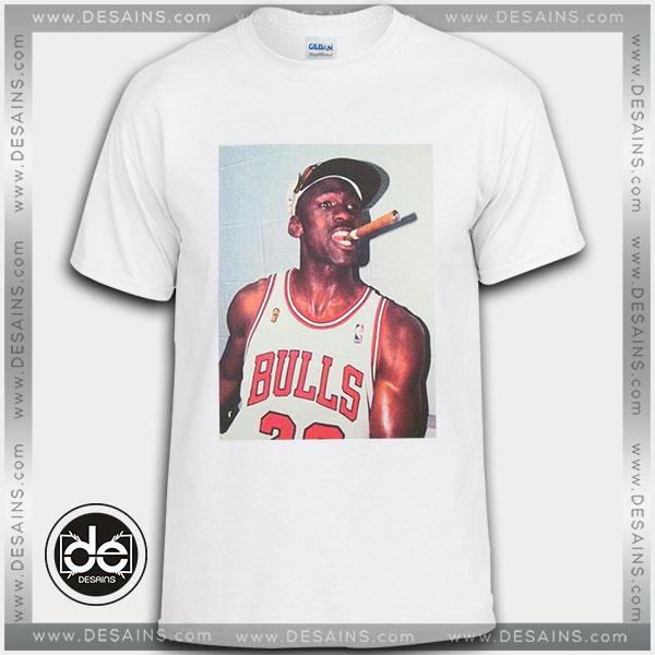 cca259676a40 Buy Tshirt Michael Jordan Cigar Smoke Champions Tshirt Womens Tshirt Mens  Size S-3XL – Cheap Graphic Tee Shirts