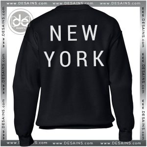 Buy Sweatshirt New York City Sweater Womens and Sweater Mens