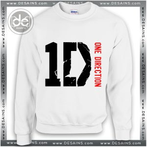 Buy Sweatshirt One Direction 1D Logo Sweater Womens and Sweater Mens