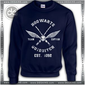 Buy Sweatshirt Quidditch Team Hogwarts Sweater Womens and Sweater Mens