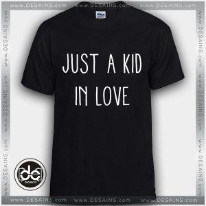 Buy Tshirt Shawn Mendes Kid In Love Tshirt Womens Tshirt Mens Tees Size S-3XL