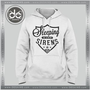 Buy Hoodies Sleeping with Sirens logo Hoodie Mens Hoodie Womens Adult Unisex