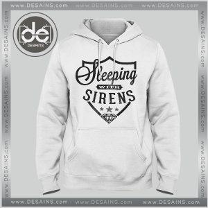 Buy Hoodies Sleeping with Sirens logo Hoodie Mens Hoodie Womens Adult Unisex
