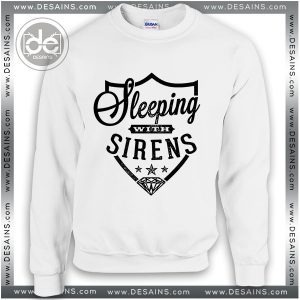 Buy Sweatshirt Sleeping with Sirens logo Sweater Womens and Sweater Mens