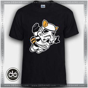 Buy Tshirt Star Wars Fly Cat Troopers Tshirt Womens Tshirt Mens Tees Size S-3XL