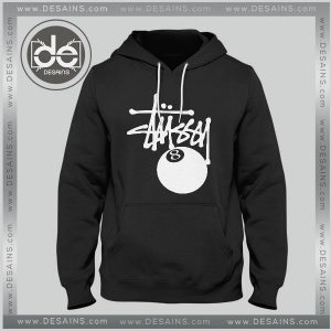 Buy Hoodies Stussy Feature the 8 Ball Hoodie Mens Hoodie Womens Adult Unisex