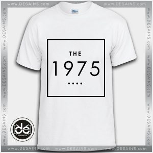 Buy Tshirt White The 1975 Logo Tshirt Womens Tshirt Mens Tees Size S-3XL