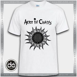 Buy Tshirt Alice In Chains Symbol Tshirt Womens Tshirt Mens Tees Size S-3XL