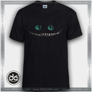 Buy Tshirt Cheshire Cat Alice in Wonderland Tshirt Womens Tshirt Mens Tees Size S-3XL