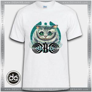 Buy Tshirt Bassnectar Cheshire Cat Tshirt Womens Tshirt Mens Tees size S-3XL