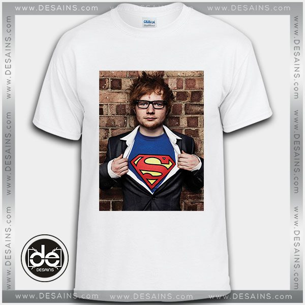 Buy Tshirt Thinking Out Loud Ed Sheeran I'm Not Superman Tshirt Womens Tshirt Mens