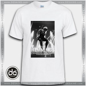 Buy Tshirt Luke Hemmings On Stage Tshirt Womens Tshirt Mens Tees Size S-3XL