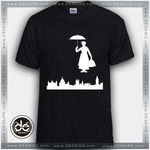 Buy Tshirt Mary Poppins Parrot Umbrella Tshirt Womens Tshirt Mens Tees Size S-3XL