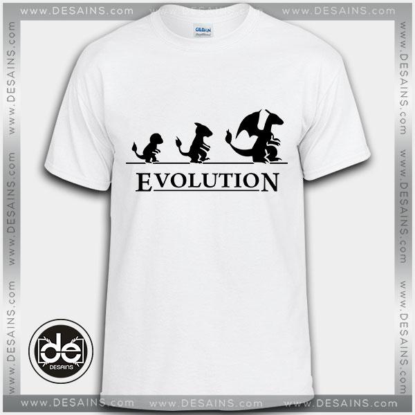 5d6c12d0 Buy Tshirt Pokemon Charizard Funny Evolution Tshirt Womens Tshirt ...