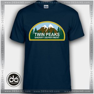 Buy Tshirt Twin Peaks American TV series Tshirt Womens Tshirt Mens Tees Size S-3XL