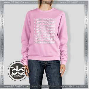 Buy Sweatshirt 1 800 Crybaby Sweater Womens and Sweater Mens