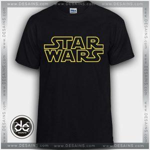 Buy Tshirt Star Wars Logo Light Tshirt Womens Tshirt Mens Size S-3XL