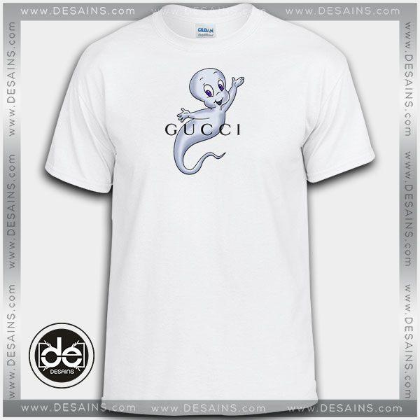 870ca772a78e Buy Tshirt Casper Gucci Tee Tshirt Womens Tshirt Mens Tees Size S ...