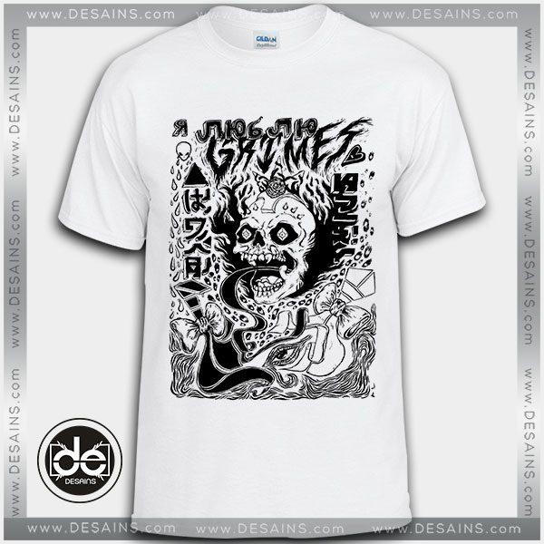 c55c6c77f Buy Tshirt Grimes Art Angels Tshirt Womens Tshirt Mens Tees Size S ...