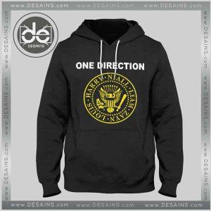 Buy Hoodies One Direction Ramones Logo Hoodie Mens Hoodie Womens Adult Unisex