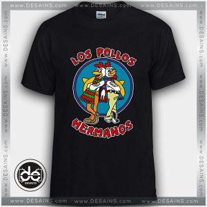 Buy Tshirt Los Pollos Hermanos Breaking Bad Tshirt Womens Tshirt Mens Tees Size S-3XL