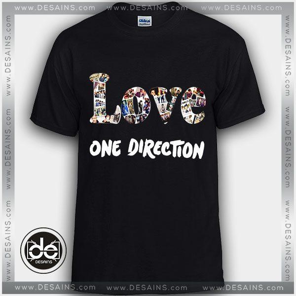 Buy Tshirt Love One Direction Tshirt Womens Tshirt Mens Tees Size S-3XL