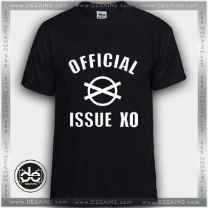 Buy Tshirt Official Issue Xo Tshirt Womens Tshirt Mens Tees Size S-3XL