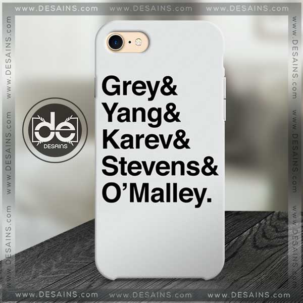 Buy Phone Cases Grey Yang Karev Stevens O'Malley Iphone Case Samsung galaxy case