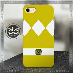 Buy Phone Cases Yellow Ranger Power Rangers Iphone Case Samsung galaxy case