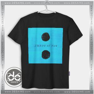 Buy Tshirt Shape Of You Ed Sheeran Tshirt Womens Tshirt Mens Tees Size S-3XL
