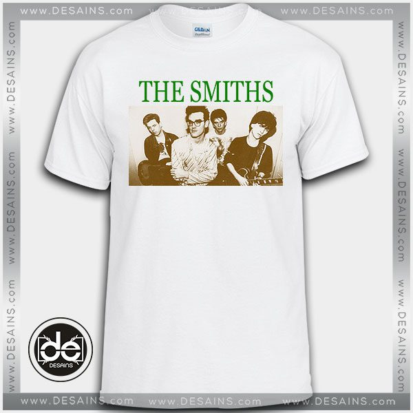 edd84698415 Buy Tshirt The Smiths Rock band Tshirt Womens Tshirt Mens Tees Size S-3XL
