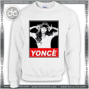 Buy Sweatshirt Yonce Beyonce Sweater Womens and Sweater Mens