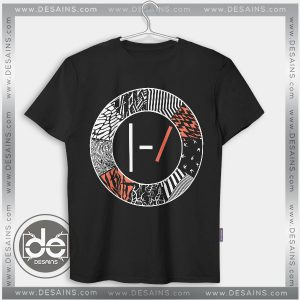 Buy Tshirt Twenty One Pilots Blurryface Merch Tshirt Womens Tshirt Mens Size S-3XL