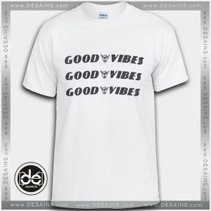 Buy Tshirt Good vibes Brandy Melville Tshirt Womens Tshirt Mens Tees Size S-3XL