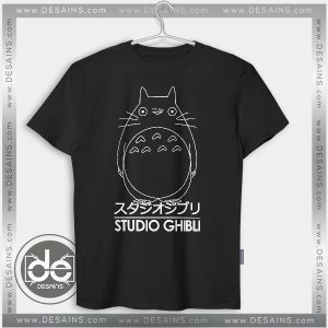 Buy Tshirt Studio Ghibli Film Tshirt Womens Tshirt Mens Tees Size S-3XL