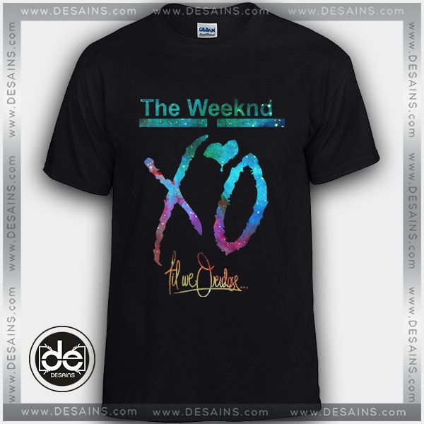 5332eabb14a Buy Tshirt XO The weeknd Til We Overdose Tshirt Womens Tshirt Mens