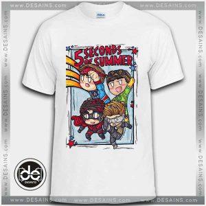 Buy Tshirt 5SOS Avengers Tshirt Print Womens Mens Size S-3XL