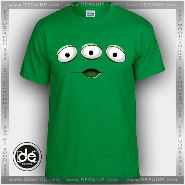Buy Tshirt Eye Alien Monster Tshirt Print Womens Mens Size S-3XL