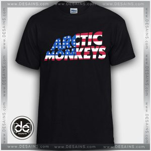 Buy Tshirt Arctic Monkeys American Tee Tshirt Print Womens Mens Size S-3XL