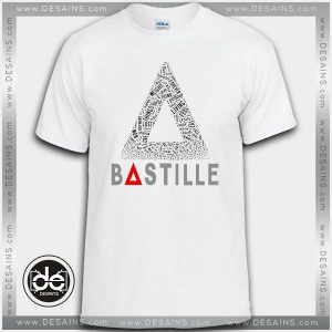Buy Tshirt Bastille Bring Me the horizon Tshirt Womens Tshirt Mens Tees Size S-3XL