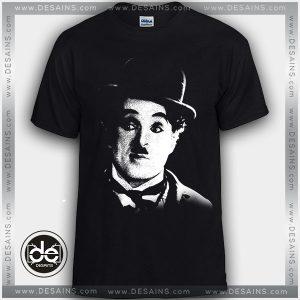 Buy Charlie Chaplin Tee Shirts Tshirt Print Womens Mens Size S-3XL